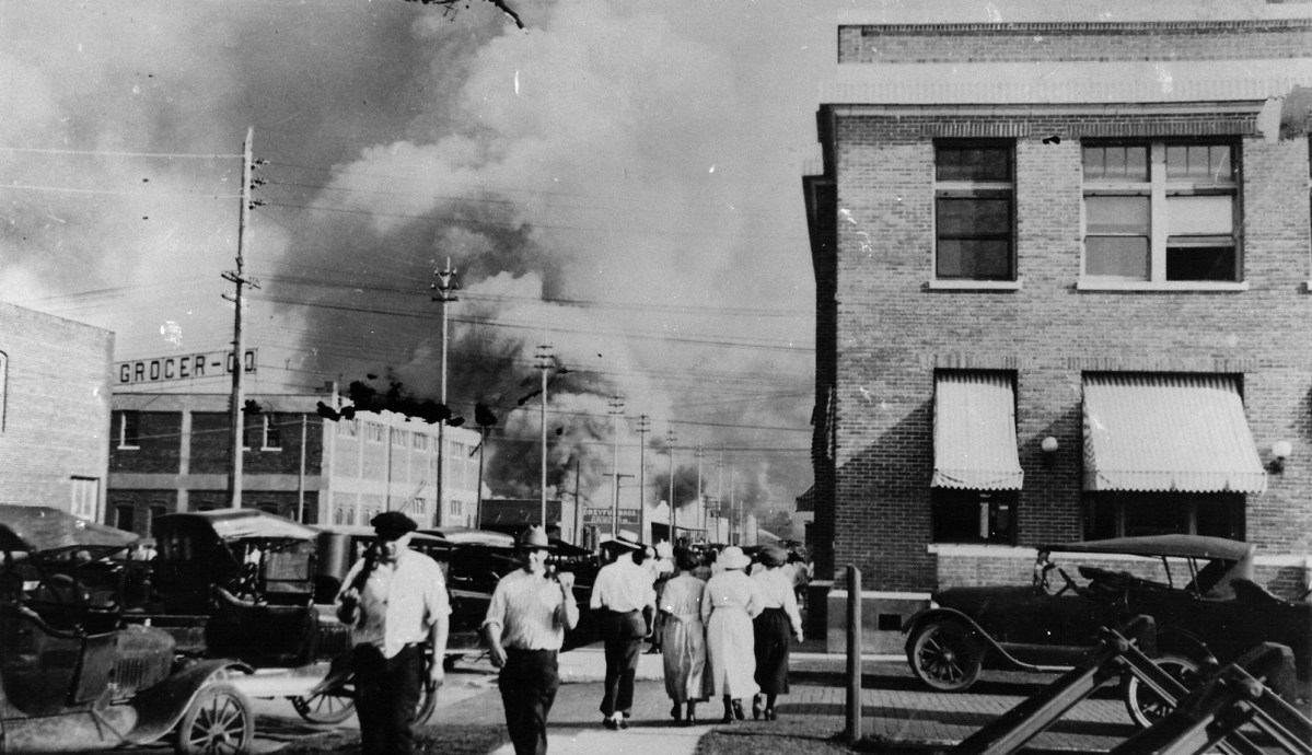 Regional Chamber to release meeting minutes during 1921, year of race massacre